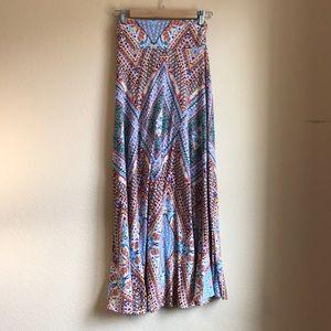 Stitch Fix Renee C maxi skirt